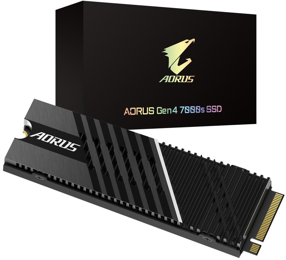 AORUS Gen4 7000s 0