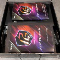 ASRock X570 PC Velocita - Embalaje 3