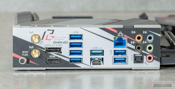 ASRock X570 PC Velocita 8