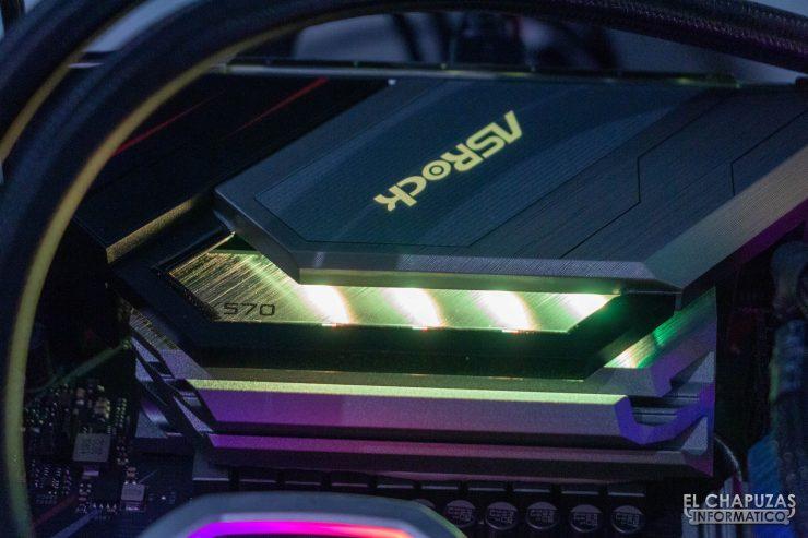 ASRock X570 PC Velocita - Equipo de pruebas 3