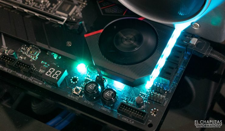 ASRock X570 PC Velocita - Equipo de pruebas 4