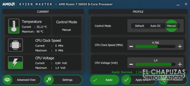 ASRock X570 PC Velocita - OC 1