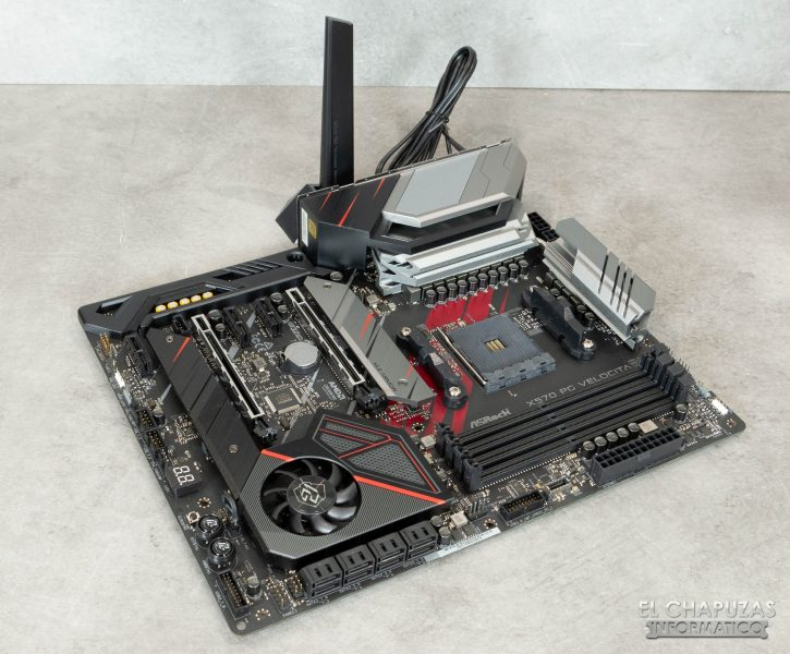 ASRock X570 PC Velocita