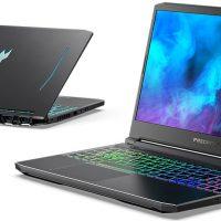 Acer actualiza sus portátiles Predator Triton, Helios y Nitro con CPUs Tiger Lake-H35 y las GeForce RTX 30