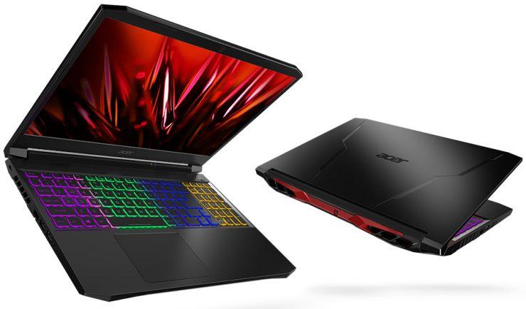 Acer Nitro 5 AN515 AMD Ryzen 5000