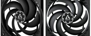 Arctic P12 Slim PWM PST: Ventilador de 120 mm con 15 mm de espesor para espacios limitados