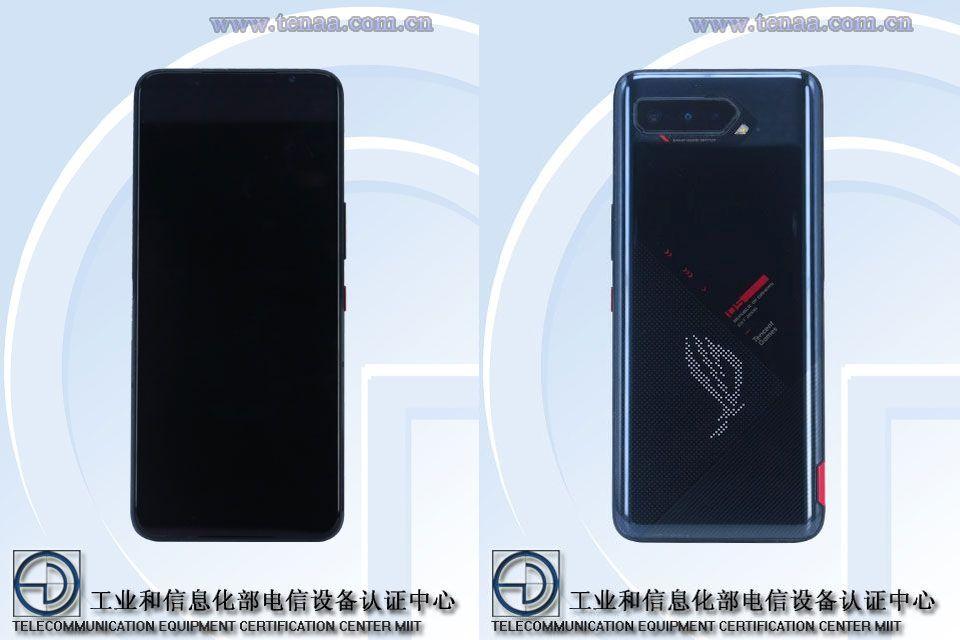 Asus ROG Phone 5 0