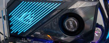 Review: Asus ROG Strix LC Radeon RX 6800 XT OC