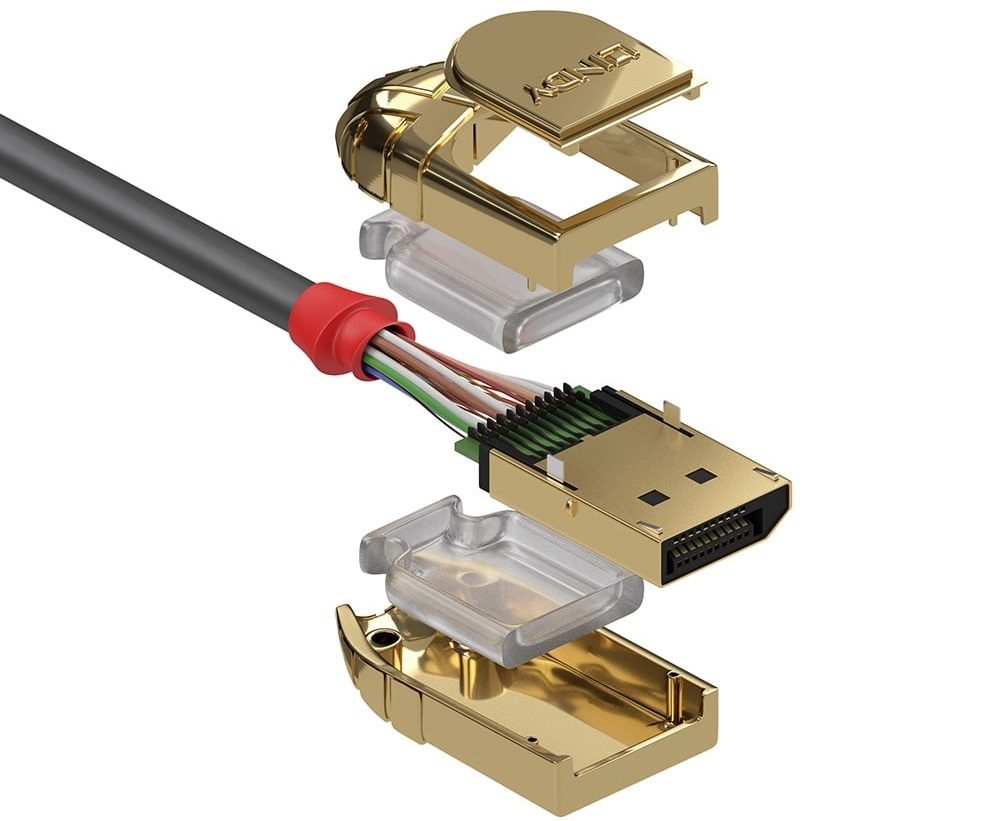 Cable DisplayPort 0