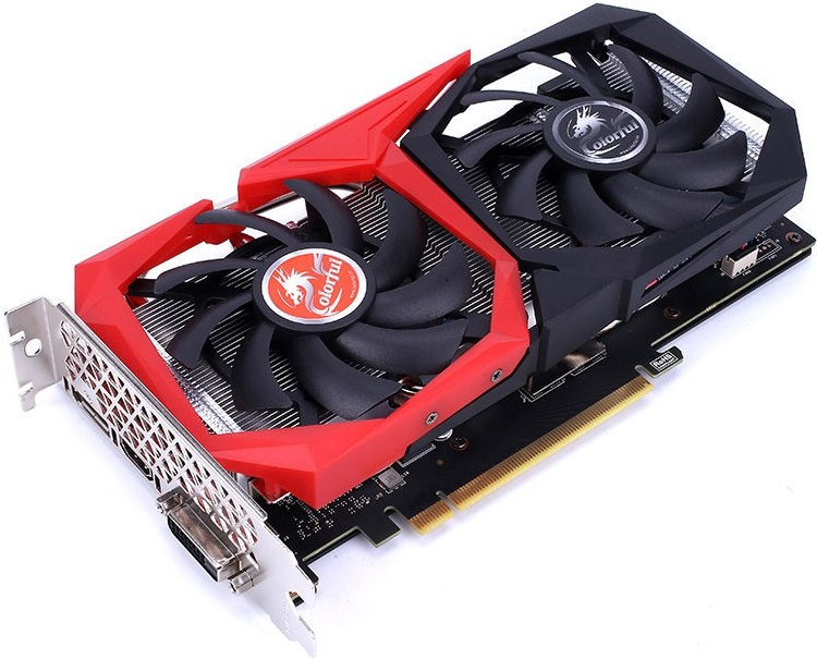 Colorful GeForce RTX 2060 BattleAxe 0