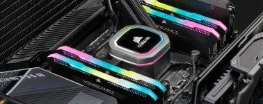 Corsair anuncia sus memorias RAM Vengeance RGB Pro SL hasta los 3600 MHz