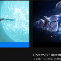 Descarga gratis el Crying Suns desde la Epic Games Store; el próximo jueves Star Wars: Battlefront II