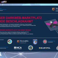 La Europol consigue cerrar DarkMarket, un mercado ilegal escondido en la Dark Web