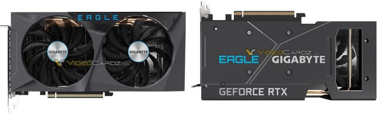 GeForce RTX 3060 Eagle OC