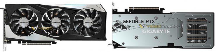 GeForce RTX 3060 Gaming OC