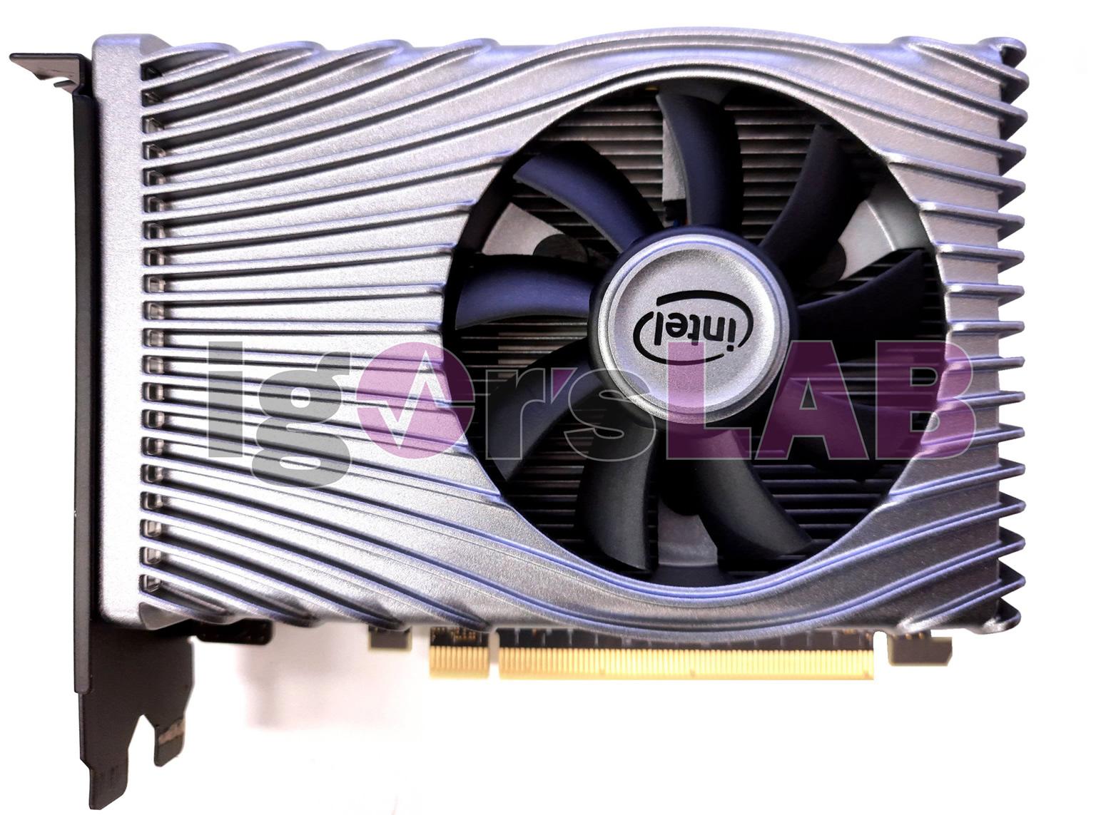 Intel DG1 SDV 0