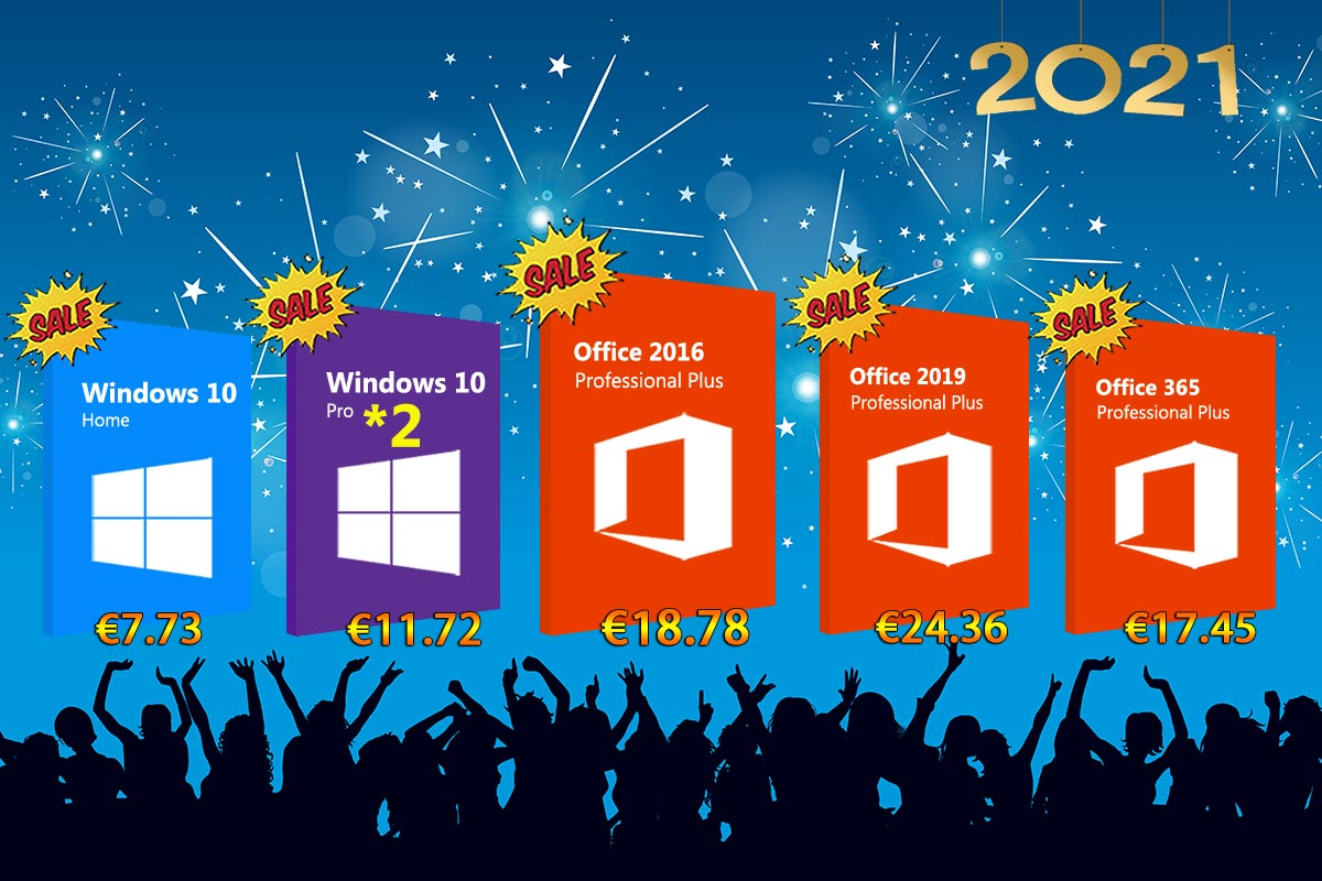 Licencias de Windows 10 en MMORC 0