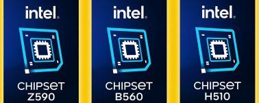 Intel añade la posibilidad de realizar overlock a las memorias en las placas base H570 y B560