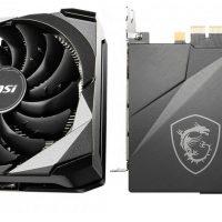 MSI lanza su GeForce RTX 3060 Ti Ventus 2X V1: Una revisión más delgada y con un único conector PCIe