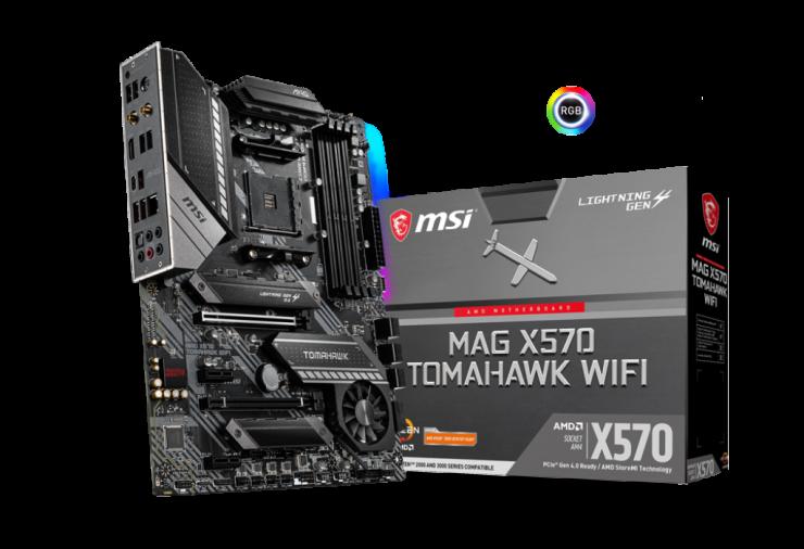 MSI MAG X570 Tomahawk WiFi Oficial 740x506 1