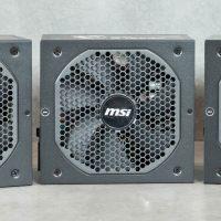 Review: MSI MPG A-GF (MPG A650GF, MPG A750GF, MPG A850GF)