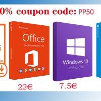 A falta de poder comprarte un Bitcoin, al menos llévate Windows 10 desde 6 euros