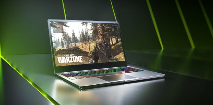 Portatil con Nvidia GeForce RTX 30 Mobile 740x366 0
