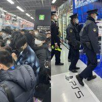 Sony cancela la reposición de consolas PlayStation 5 en Japón tras la violencia de los compradores