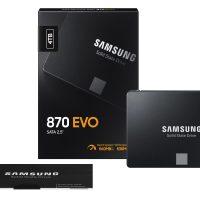 Samsung anuncia oficialmente el lanzamiento de sus nuevos SSD 870 EVO (SATA III)