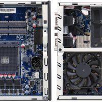 Shuttle XPC DA320: Barebone de 1,3 litros para conformar un Mini-PC con una CPU AMD Ryzen 3000