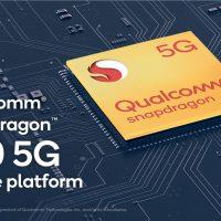 Qualcomm anuncia el Snapdragon 870 5G, que no es más que un Snapdragon 865++