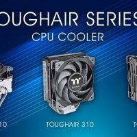 Thermaltake anuncia su nueva familia de disipadores para CPU Toughair