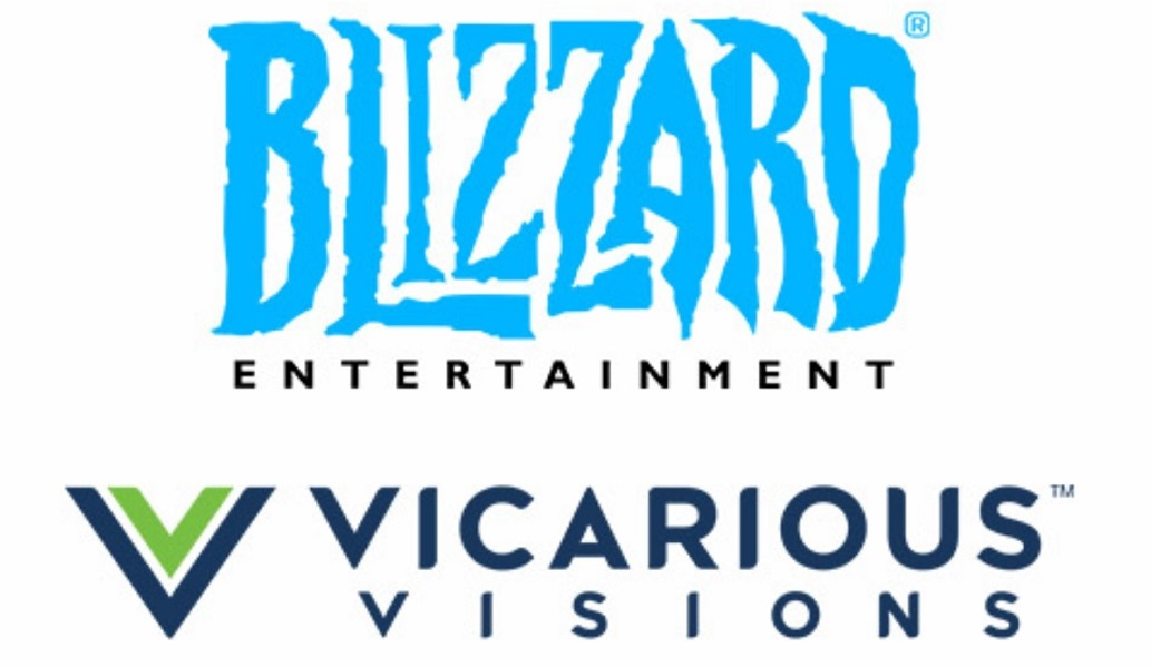 Vicarious Visions y Blizzard 0