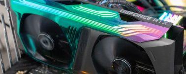 Tras la Nvidia GeForce RTX 3080 Ti, la GeForce RTX 3070 Ti llegaría a finales del mes de Mayo
