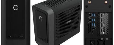 Zotac Magnus One (ECM73070C): Mini-PC con un Intel Core i7-10700 y una Zotac GeForce RTX 3070