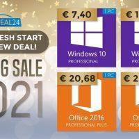 Con 6€ no te da para comprarte una RTX 3060, pero al menos puedes pillarte una licencia de Windows 10
