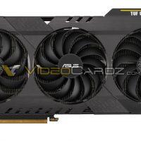 Se filtra el diseño de la Asus Radeon RX 6700 XT TUF Gaming y la Radeon RX 6700 XT DUAL