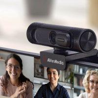 AVerMedia anuncia sus webcams PW310P y PW315