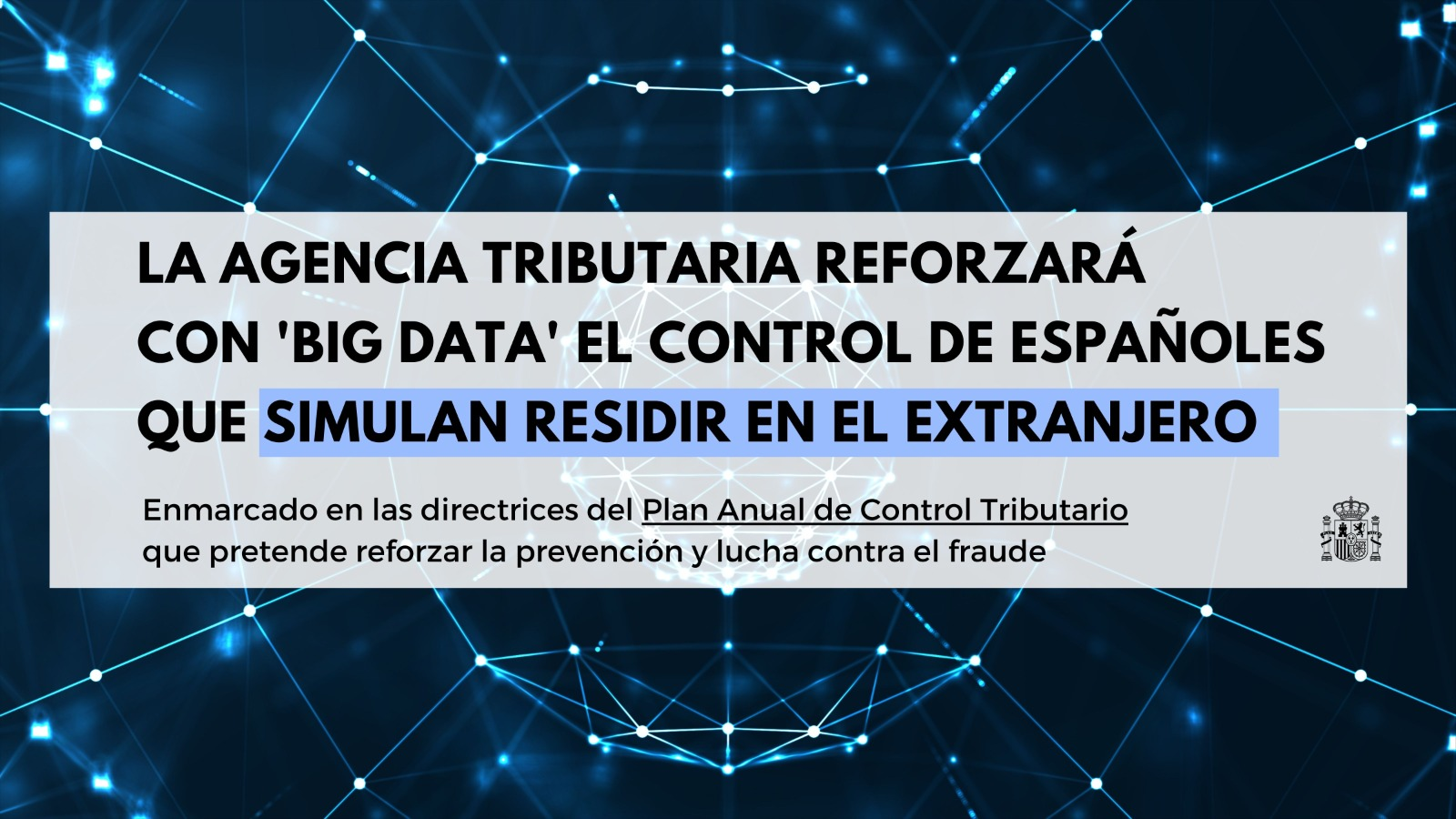 Agencia Tributaria Big Data 0