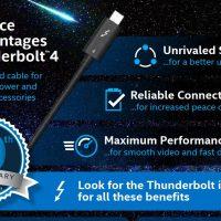 La tecnología Intel Thunderbolt cumple los 10 años de vida