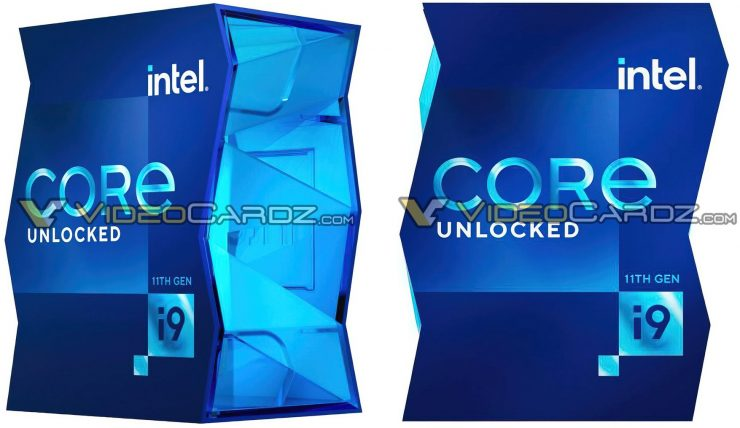 Caja del Core i9-11900K