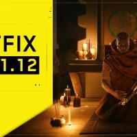 Cyberpunk 2077 recibe un parche Hotfix 1.12 que evita que un mod ejecute código malicioso en el sistema