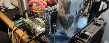 La GALAX GeForce RTX 3090 Hall of Fame OC LAB alcanza los 3,01 GHz y rompe 16 récords