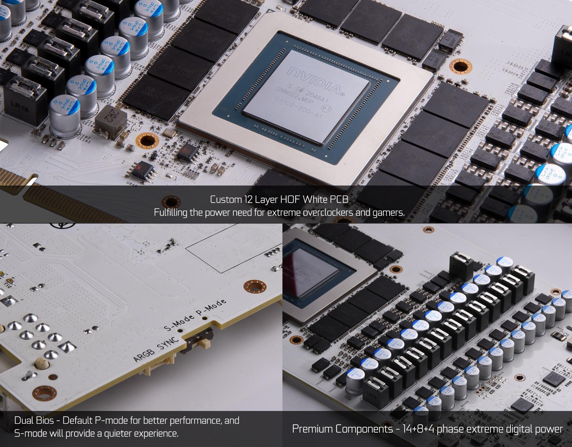 GALAX GeForce RTX 3090 Hall of Fame Premium 2 2