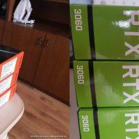 Ya se pueden encontrar gráficas Nvidia GeForce RTX 3060 en reventa