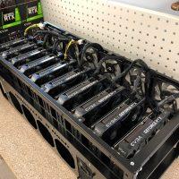 Granjas de minado con GPUs GeForce RTX 30 y Radeon RX 6000 provocan cortes de electricidad en Irán