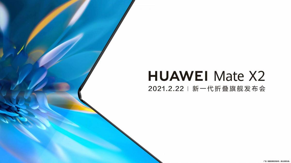 Huawei Mate X2 Presentacion 0