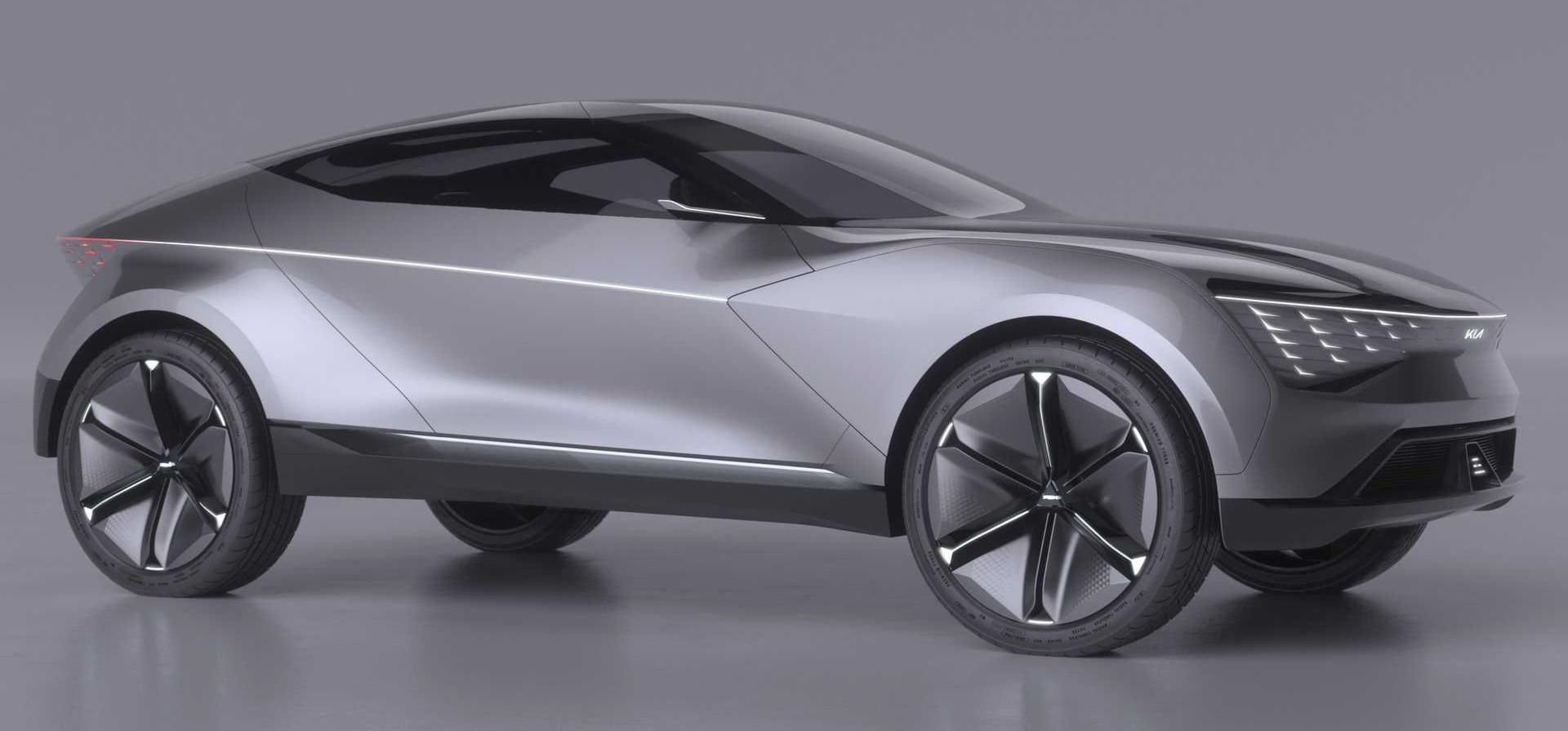 Kia Futuron Concept 0