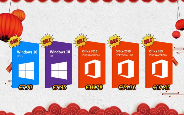 Licencias de Windows 10 en MMORC