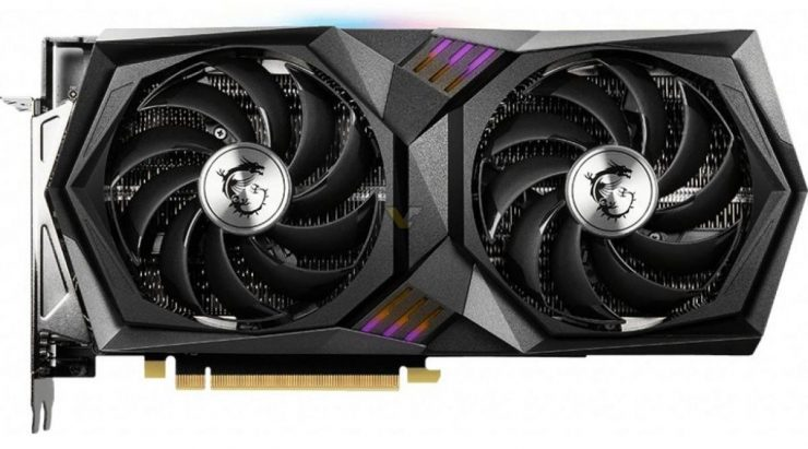 GeForce RTX 3060 Gaming X